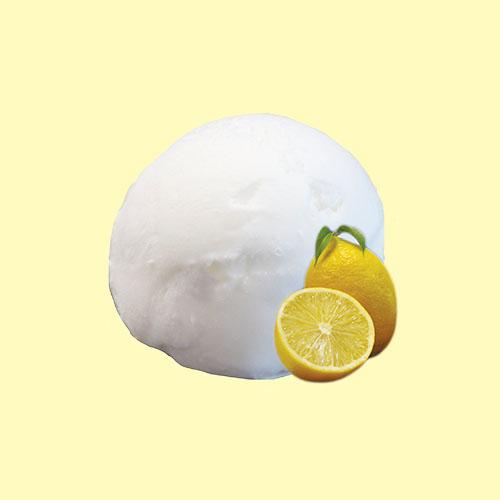 lemon ice sorbet
