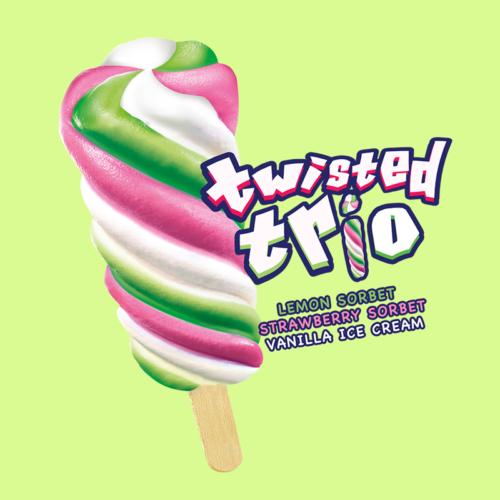 twisted trio