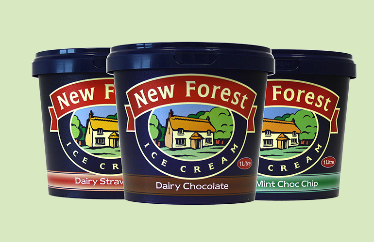 new forest 1 litre tubs
