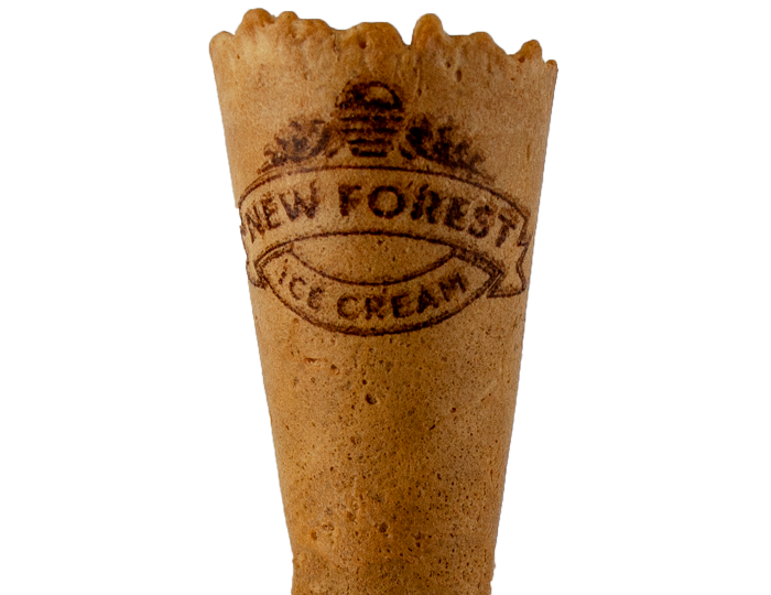 new forest waffle cone