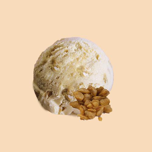 toffee crunch dairy scoop