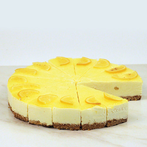 tangy cheesecake
